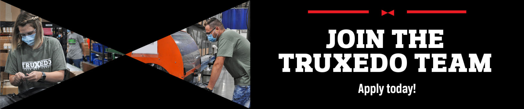 TruXedo Career Banner
