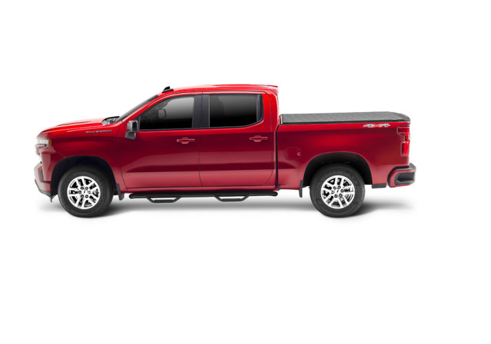 58 Bed fits 2019-2020 New Body Style GMC Sierra /& Chevrolet Silverado 1500 1572401 TruXedo Sentry Hard Rolling Truck Bed Tonneau Cover Will not fit Carbon Pro Bed